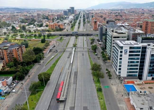 Sin peluquerías ni centros comerciales: Bogotá seguirá en aislamiento hasta el 15 de junio