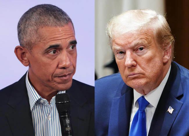 Obamagate: Trump ataca a su antecesor tras críticas a su manejo del coronavirus