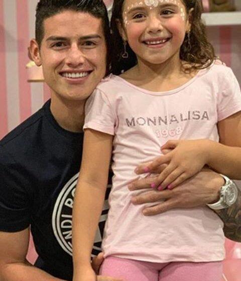 ¡Al ritmo de Shakira! Salomé, hija de James Rodríguez, sorprende con su talento para el baile
