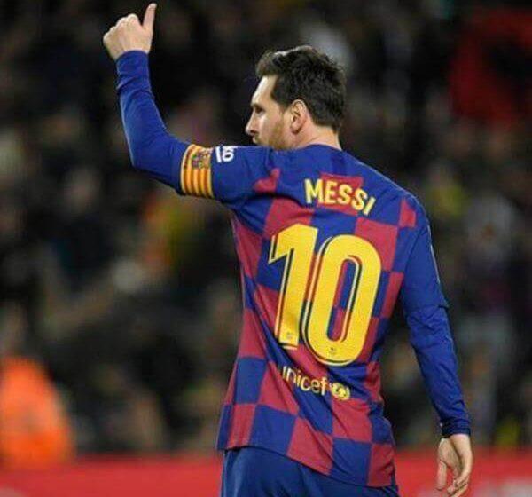 """""""Estoy ansioso por competir de nuevo"""", admite Messi"""