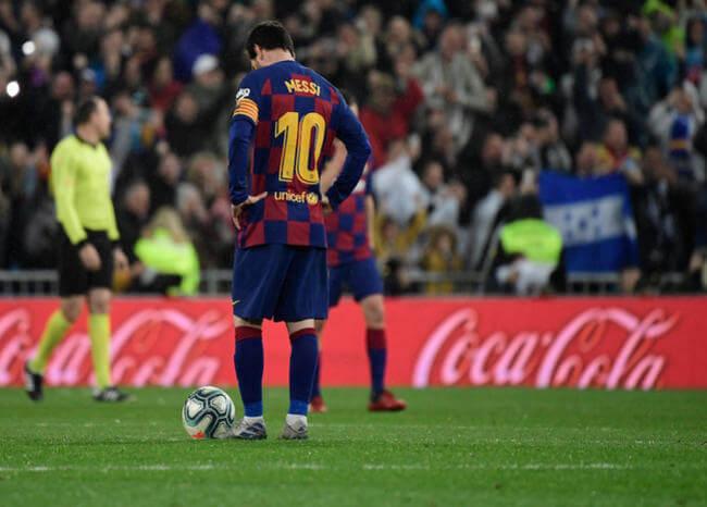 Efecto COVID-19: valor de los futbolistas en el mercado va en caída libre