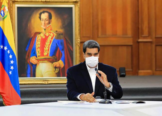 Maduro dice que capturó dos estadounidenses por fallida «invasión»