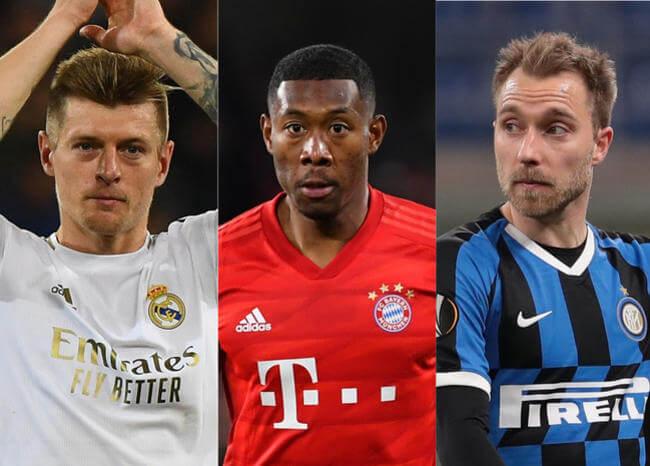 ¡Se ponen la 10 para ayudar! Real Madrid, Bayern e Inter crean Copa de la Solidaridad