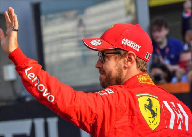 ¿Quién será el reemplazo de Vettel en Ferrari?