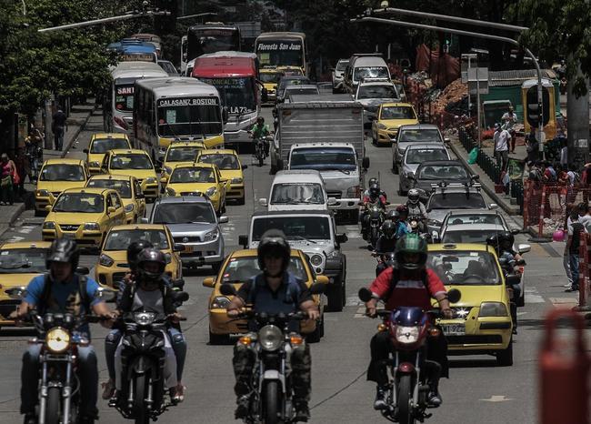 Cuarentena en Cundinamarca redujo a la mitad las muertes por accidentes de tránsito
