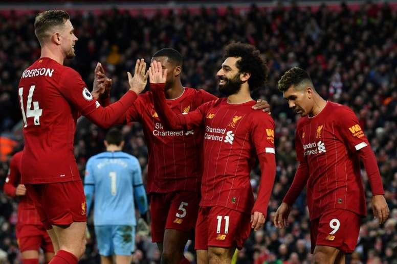 ¿Plus para ser campeón? Permiten al Liverpool jugar sus partidos como local en Anfield