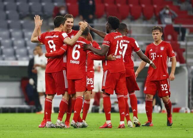 Bayern Múnich jugará la final de la copa alemana contra el Leverkusen