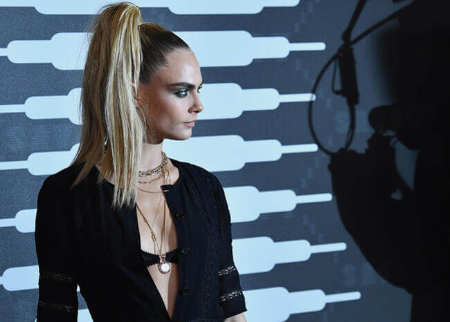 La bella modelo Cara Delevingne se declara pansexual