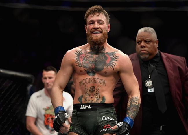 Conor McGregor anuncia su retiro por tercera vez