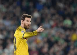Un respiro para el Barcelona: Setién dice que Messi está «perfectamente» para jugar
