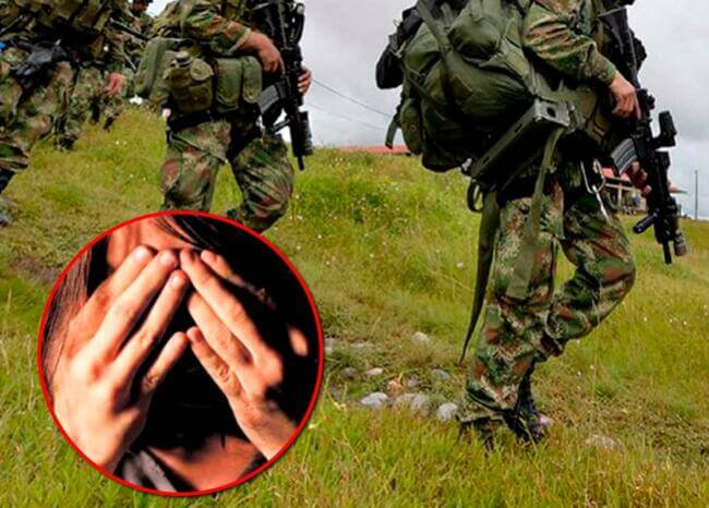 Investigan a siete militares por violación de niña indígena de 12 años en Risaralda
