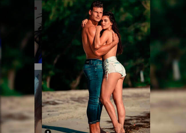Exprometido de Jessica Cediel rompió el silencio y habló del episodio del anillo