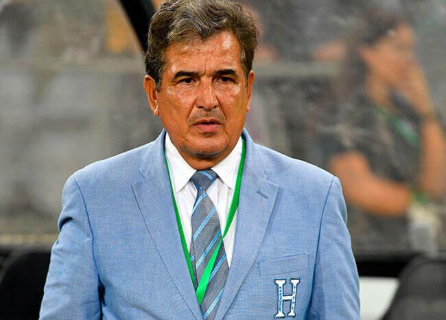 Jorge Luis Pinto ya tiene firmado precontrato para dirigir Emiratos Árabes