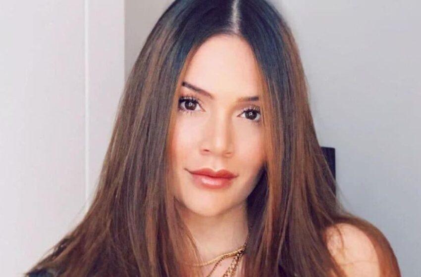 «Si hay video que lo suban»: Lina Tejeiro habla de su supuesta foto íntima
