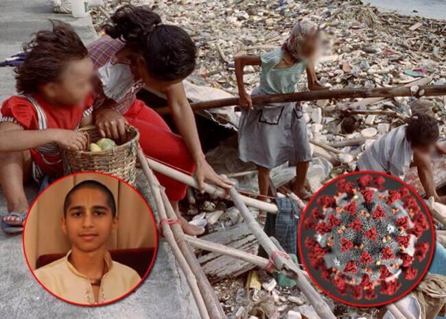 Niño que predijo pandemia de coronavirus pronosticó otra catástrofe mundial