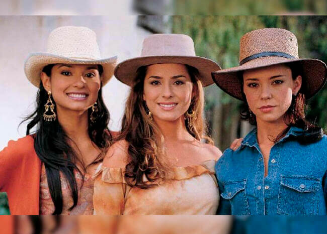 Así lucen las 'hermanas Elizondo' de Pasión de Gavilanes en la actualidad