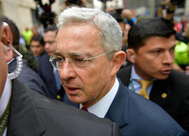 La 'hora cero' del caso Uribe en la Corte Suprema