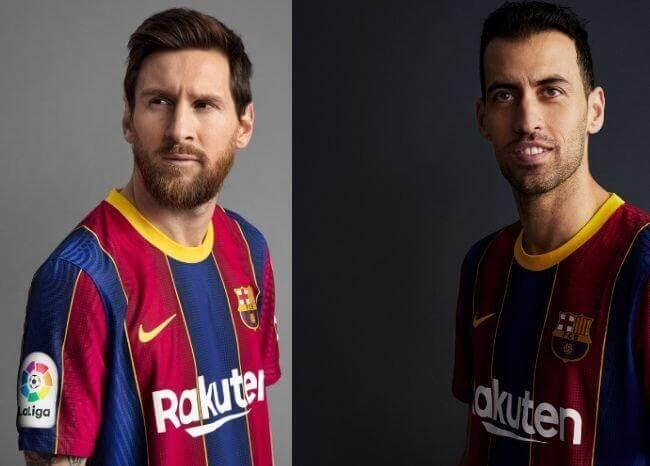 En videos: Barcelona presenta su nueva camiseta, un homenaje a la década de 1920