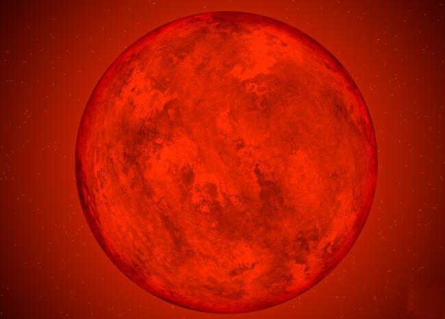 Descubren que la estrella Luyten podría tener la capacidad de albergar vida