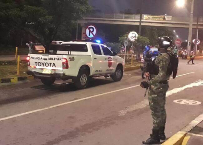 Piden militarizar Bucaramanga debido al aumento de los delitos en la cuarentena