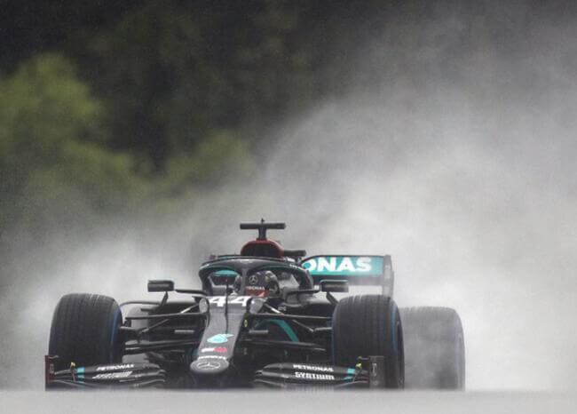 Lewis Hamilton busca liderato y más récords en Hungría, una de sus pistas 'talismán'