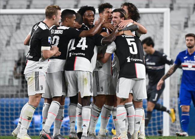 Cuadrado y Juventus se proclaman campeones de la liga italiana