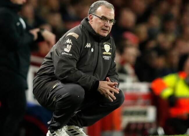Leeds de Bielsa le gana al Swansea y queda a las puertas del deseado ascenso