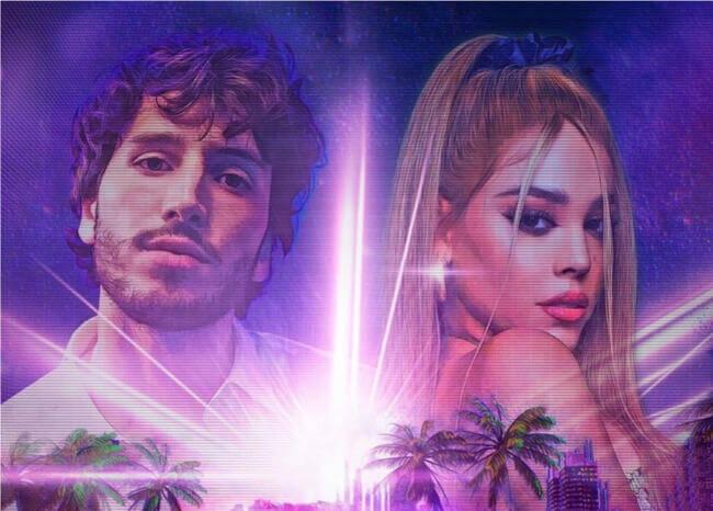 Danna Paola, Sebastián Yatra – No Bailes Sola (Lyric Video)