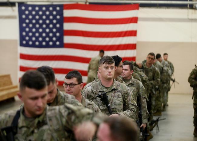 Alertan a Consejo de Estado que Congreso no autorizó presencia de tropas de EE.UU.