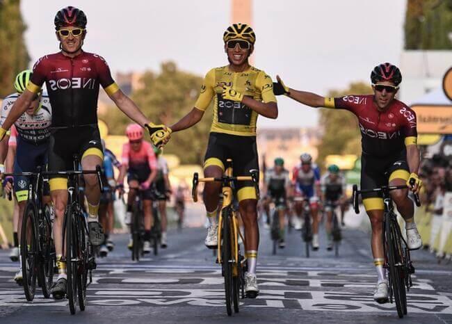 El Tour de Francia recorrerá 21 etapas y una distancia de 3.484 kilómetros