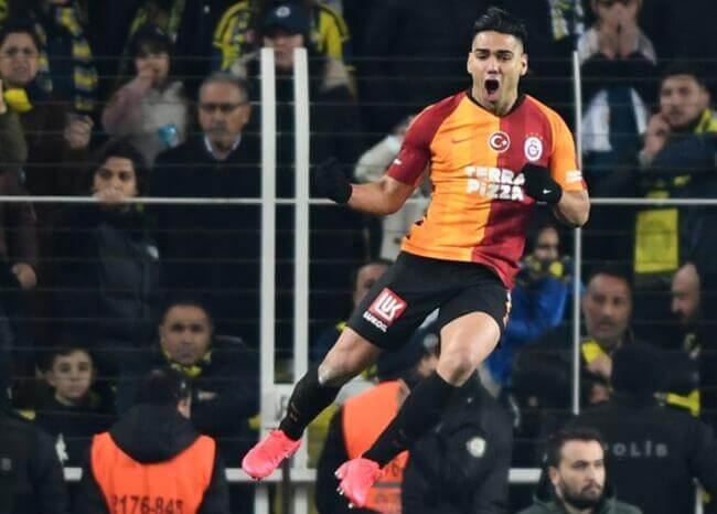 Falcao se reportó con gol en victoria de Galatasaray en juego de pretemporada