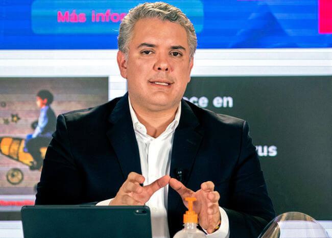 CNE abre indagación preliminar a campaña presidencial de Duque