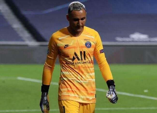 Por la lesión de Keylor Navas, PSG convoca a su cuarto portero