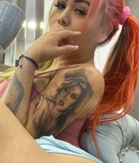 Le dan palo a Yina Calderón tras revelar el significado de su último tatuaje