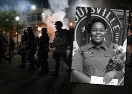 Protestas en EE.UU. por decisión de no acusar a policías que mataron a Breonna Taylor