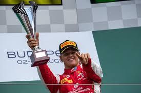 La nueva generación: Mick Schumacher correrá en la práctica libre de F1 con Alfa Romeo en Alemania