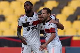 Flamengo venció al Barcelona en partido que por poco es suspendido por COVID-19