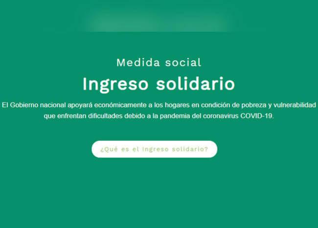 Ingreso Solidario: esta semana realizan el cuarto pago