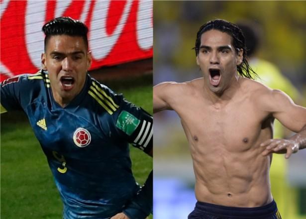 Falcao se la tiene velada a Chile: los zarpazos del Tigre contra la selección austral