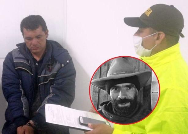 Imputan cargos a guerrillero que mató a líder ambiental Carlos Salinas, en Tolima