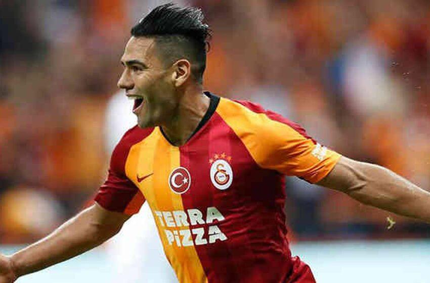 ¡El Tigre sigue rugiendo! Así fue el gol de Falcao García con el Galatasaray