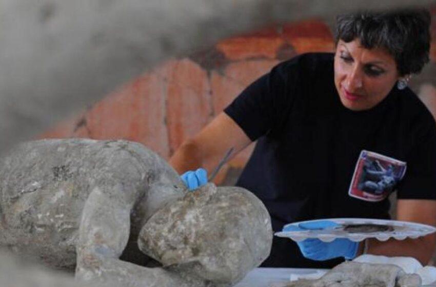 Asombroso descubrimiento en víctima de erupción en Pompeya, ocurrida hace casi 2.000 años