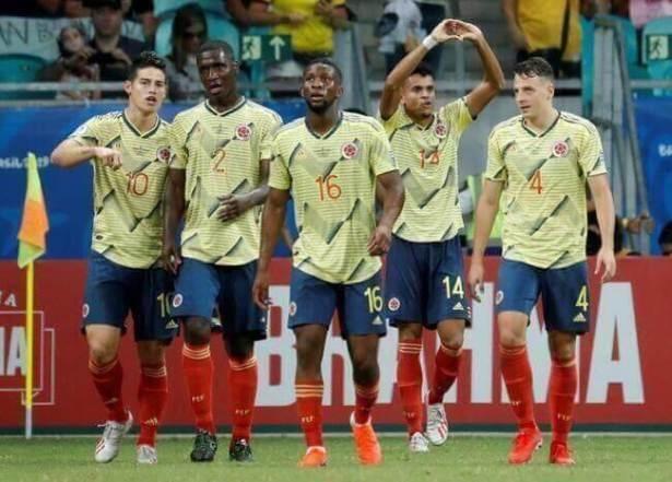 Estos son los árbitros que dirigirán los partidos de Colombia ante Uruguay y Ecuador