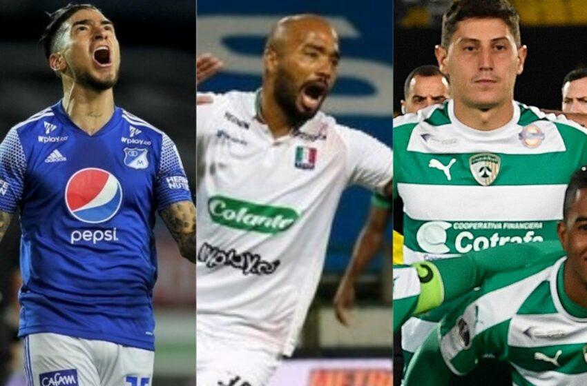 ¡No caben todos! La lucha por los últimos dos cupos a la segunda fase de la liga colombiana