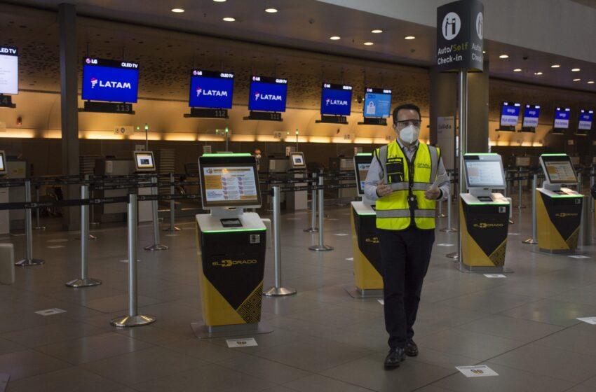 Gobierno analiza restringir entrada de ciudadanos de seis países por COVID-19