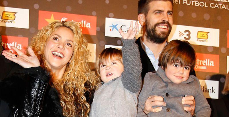 La dedicatoria de Piqué en partido de Champions League que cautivó a su hijo Milan