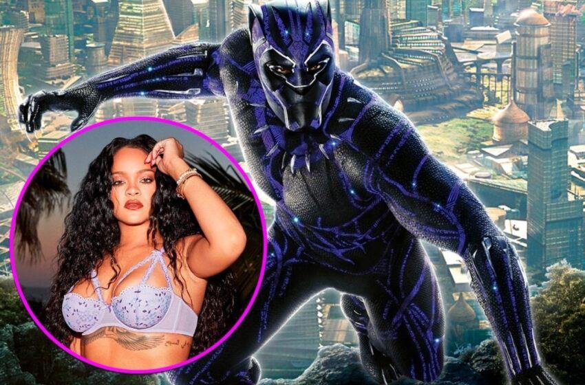 ¿Estará Rihanna en Black Panther 2? Fans en redes dicen haber encontrado pistas que lo demuestra