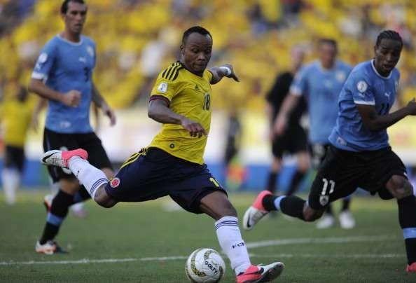 Goleada histórica! La última victoria de Colombia ante Uruguay en Barranquilla