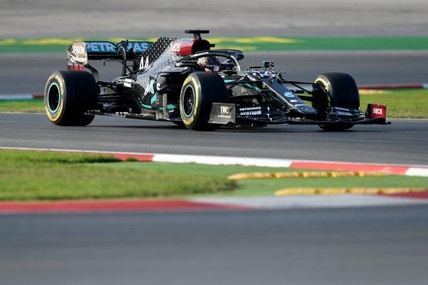 «Parecía una pista de hielo»: las quejas de Lewis Hamilton sobre la pista de Turquía