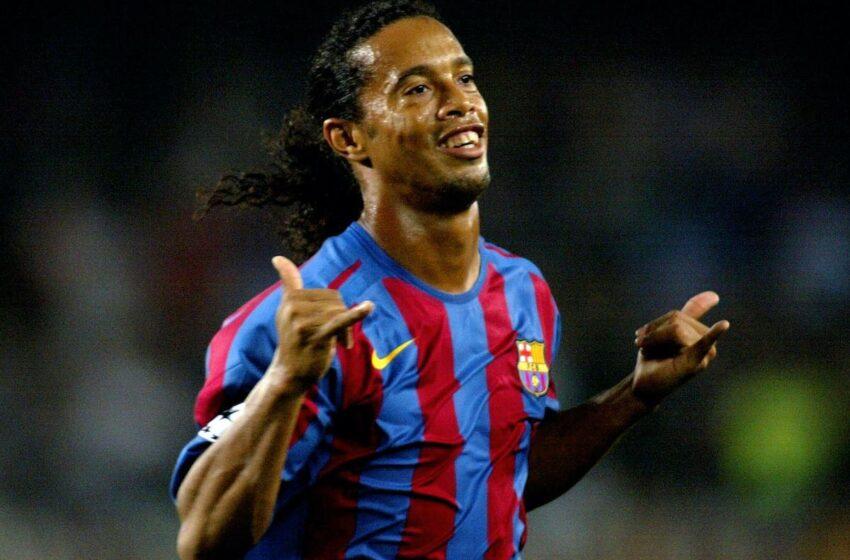 Hace 15 años, el Santiago Bernabeu se arrodillaba ante Ronaldinho